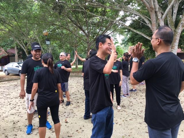 UTM Team Building Hutan Rekreasi