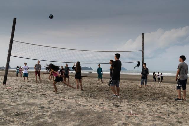 Beach Games 4