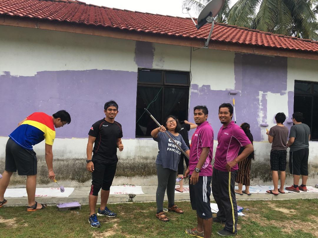 CSR Beach Clean Up Community Service (2)