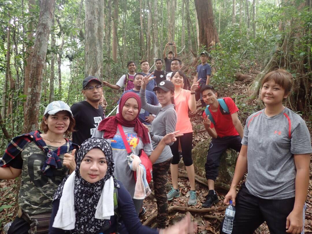 Gunong Arong Hike