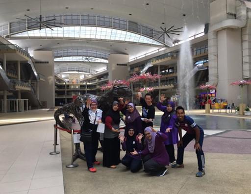 Ipoh Mall Challenge (2)