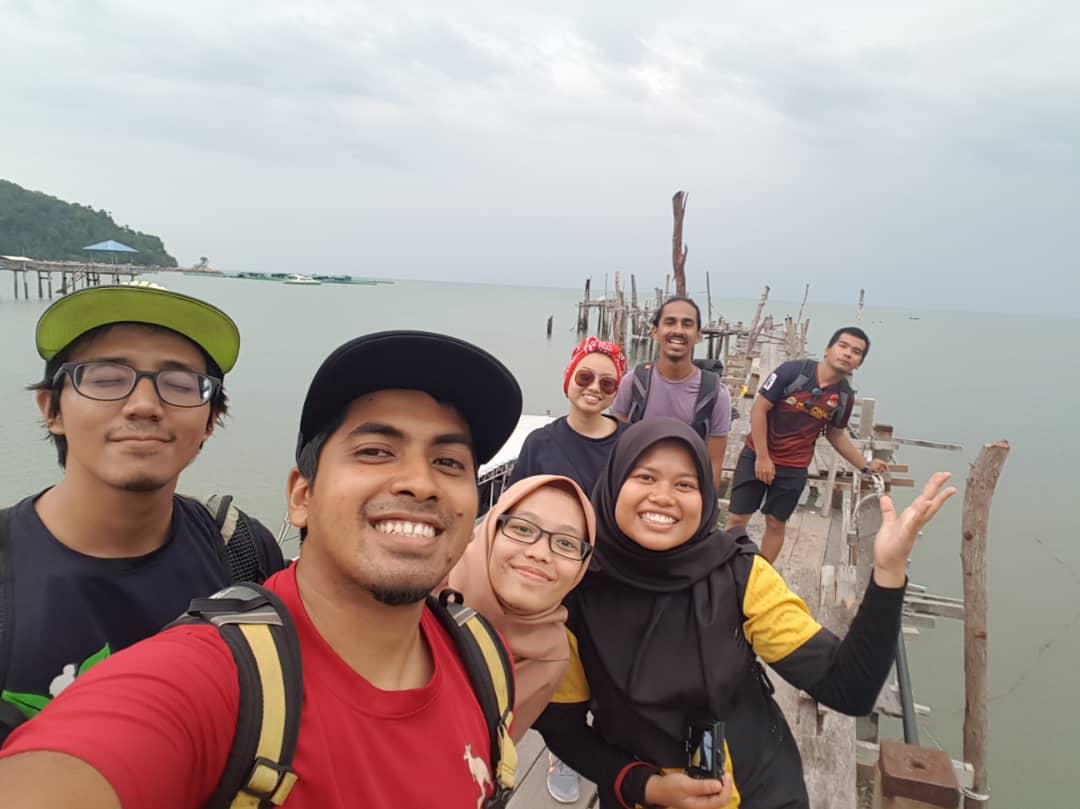 Jungle Trek to Pantai Kerachut (1)