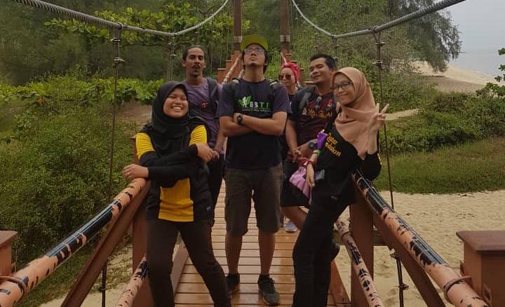 Jungle Trek to Pantai Kerachut (2)