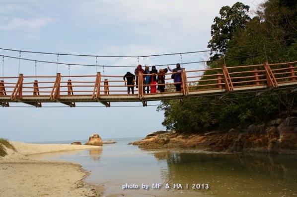 Jungle Trek to Pantai Kerachut (3)