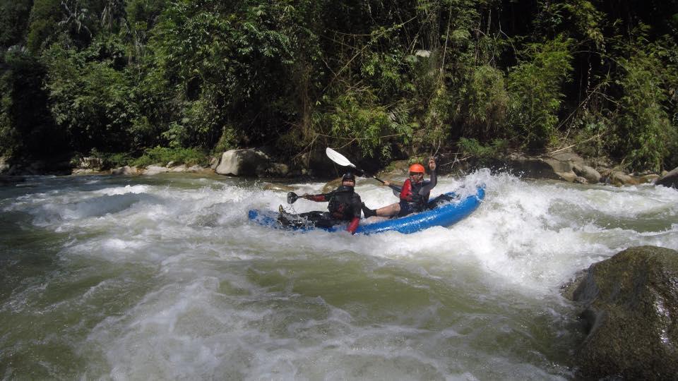 Kayaking_Gopeng