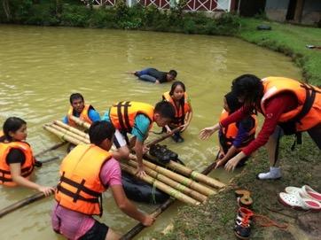 Raft Building & Mission (2)