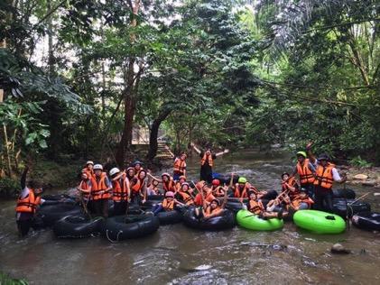 River Tubing Kampung Tour (1)