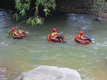 River Tubing Kampung Tour (2)