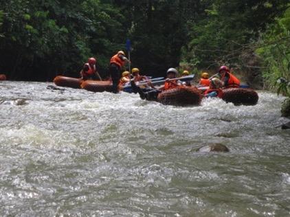 River Tubing Kampung Tour (3)