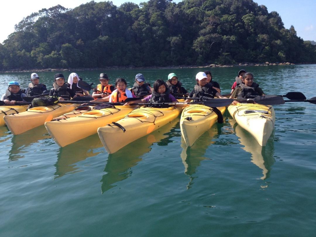 Sea Kayaking Expedition (1)