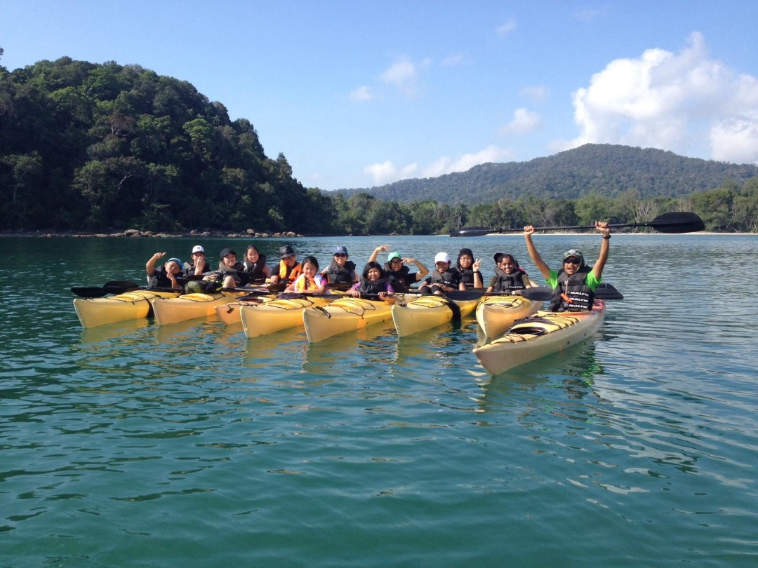 Sea Kayaking Expedition (2)