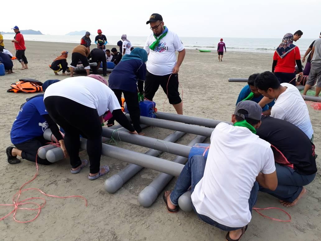 Sea Raft Race 2