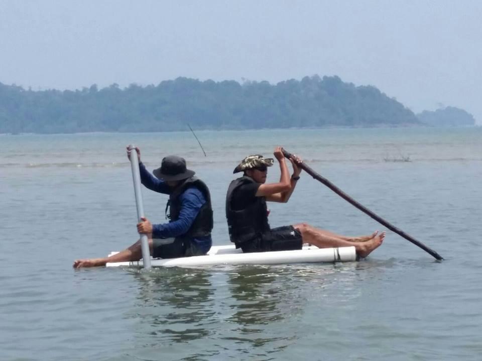 Sea Rafting Mission (2)