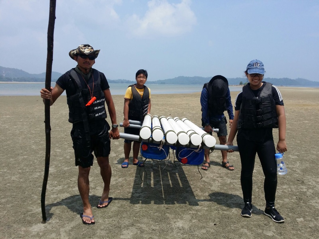 Sea Rafting Mission (3)