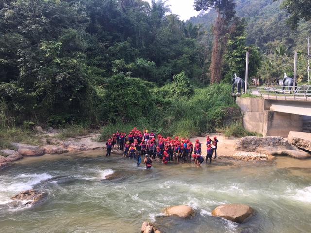Sg Klah Raft Amazing Race (1)