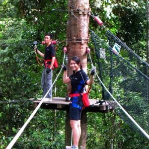 Skytrex High Ropes (1)