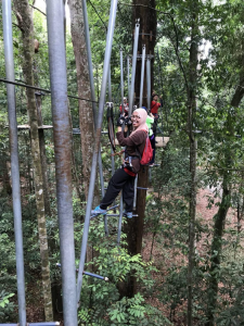 Skytrex High Ropes (3)
