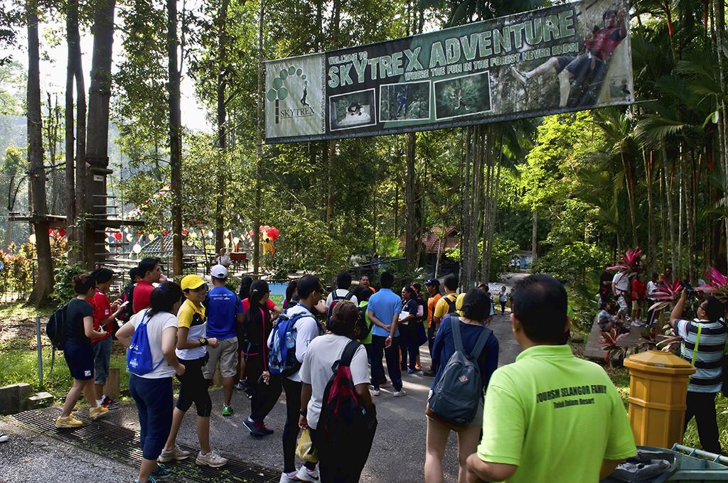 Taman Botani Amazing Race (1)