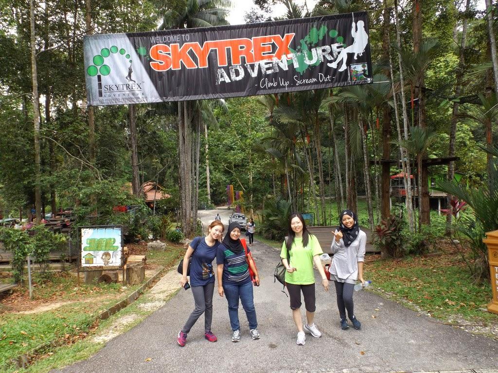 Taman Botani Amazing Race (2)