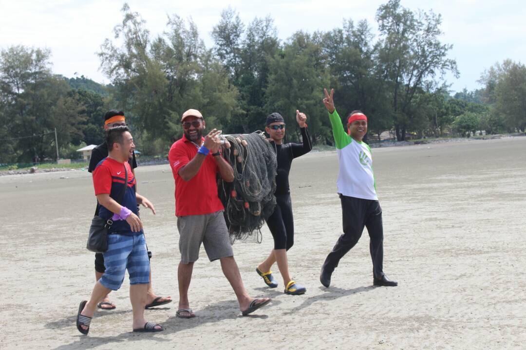 Teluk sari Survival Challenge (1)