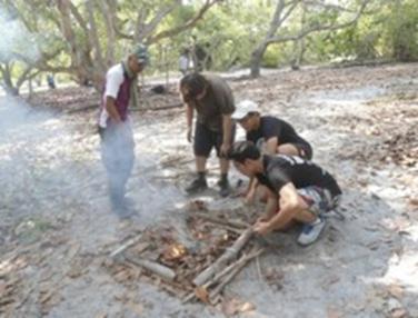 Teluk sari Survival Challenge (3)