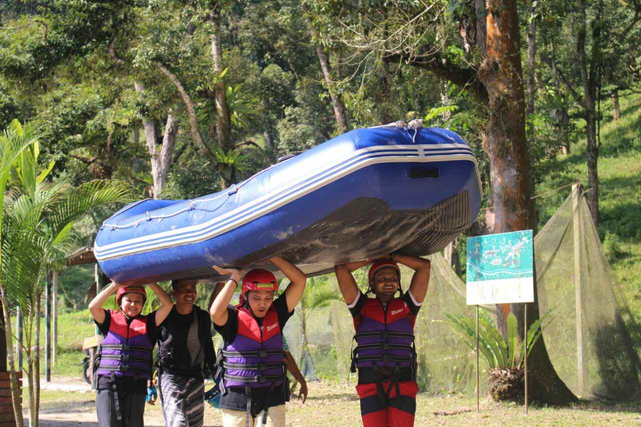 White water Gopeng 4