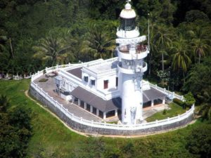 lighthouse forest1