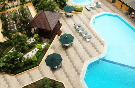 corus hotel 5